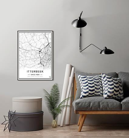 Locatie poster